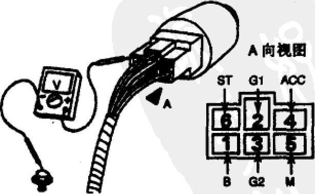 神钢SK200-8挖掘机启动器不转动