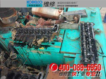 柴油发动机维修案例.